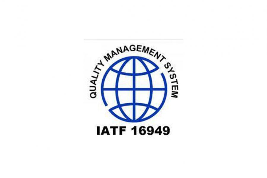 Certificazione IATF 16949:2016