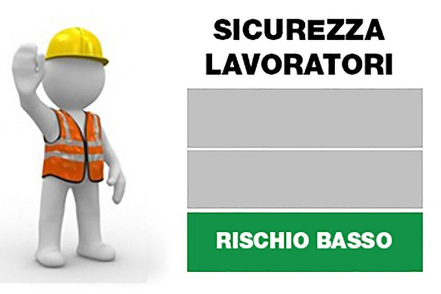 Corso Sicurezza Lavoratori – Rischio Basso