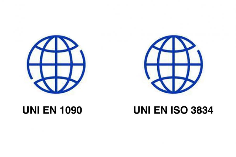 Certificazione UNI EN 1090 e UNI EN ISO 3834