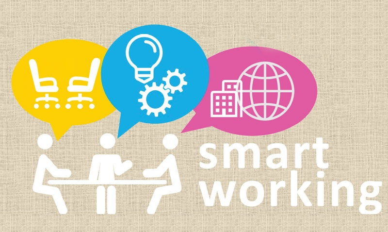 Smart Working – Contributi a fondo perduto