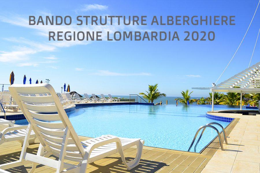 BANDO STRUTTURE ALBERGHIERE 2020